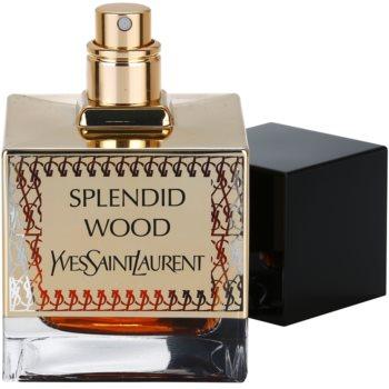 Yves Saint Laurent The Oriental Collection: Splendid Wood parfumska voda uniseks 3