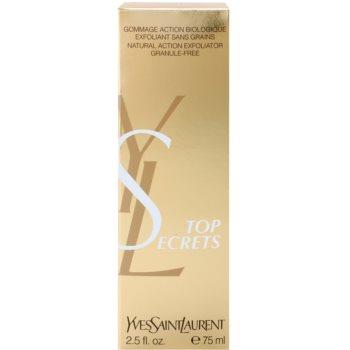 Yves Saint Laurent Top Secrets natürliches Peeling ohne Granulat 3
