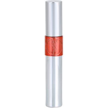 Yves Saint Laurent Volupté Tint-In-Oil luciu de buze de ingrijire culoare 6 Peach Me Love 6 ml