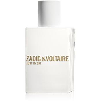 Zadig & Voltaire Just Rock! Pour Elle Eau de Parfum pentru femei imagine produs