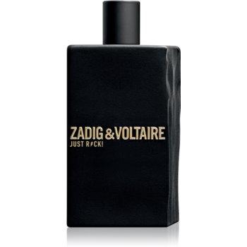 Zadig & Voltaire Just Rock! Pour Lui Eau de Toilette pentru bãrba?i imagine produs