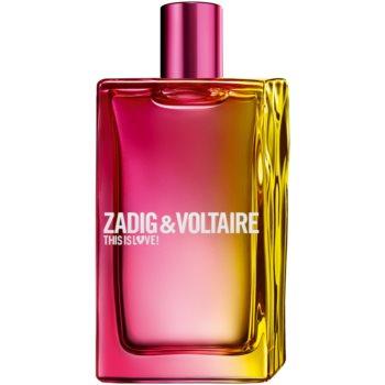 Zadig & Voltaire This is Love! Pour Elle Eau de Parfum pentru femei imagine produs