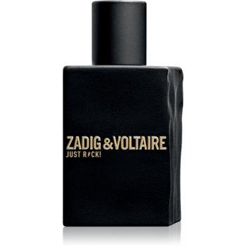 Zadig & Voltaire Just Rock! Pour Lui eau de toilette pentru barbati 30 ml