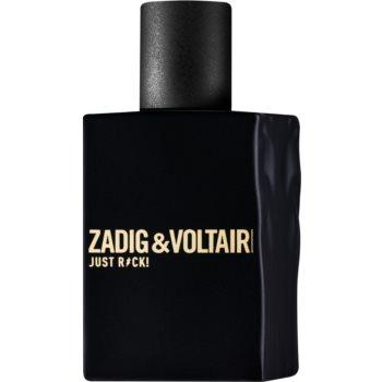 Zadig & Voltaire Just Rock! eau de toilette pentru barbati 30 ml
