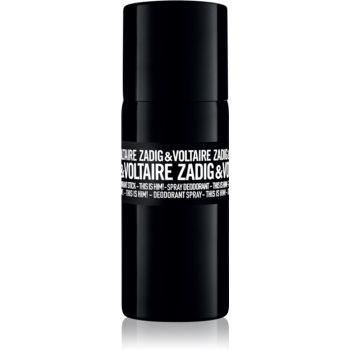 Zadig & Voltaire This is Him! deospray pentru barbati 150 ml