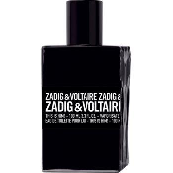 Zadig & Voltaire This is Him! eau de toilette pentru barbati