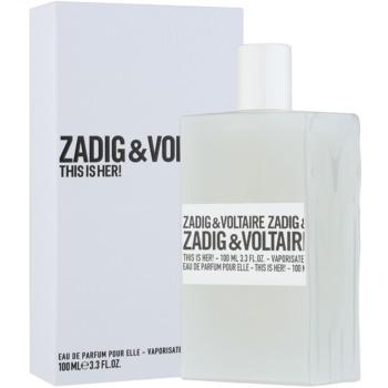 Zadig & Voltaire This Is Her! Eau de Parfum für Damen 2