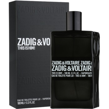 Zadig & Voltaire This Is Him! Eau de Toilette für Herren 2