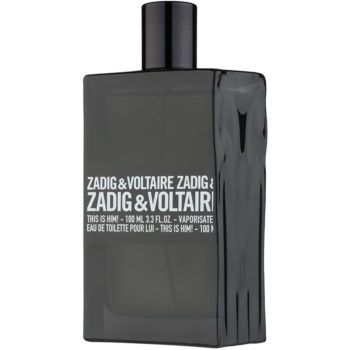 Zadig & Voltaire This Is Him! Eau de Toilette für Herren 3