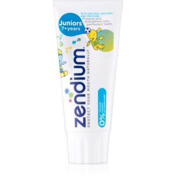 Zendium Junior 7+ Pasta de dinti pentru copii.