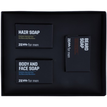 Zew For Men set cosmetice IV.