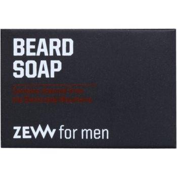 Zew For Men натурален твърд сапун за бради 2