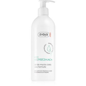 Ziaja Med Antibacterial Care gel de curatare pentru reducerea sebumului pentru corp imagine produs