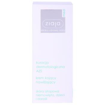 Ziaja Med Atopic Dermatitis Care crema de regenerare pentru piele atopica pentru copii si adulti 2