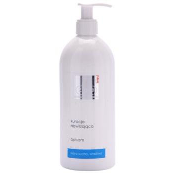 Fotografie Ziaja Med Hydrating Care tělový balzám s hydratačním účinkem pro suchou a citlivou pokožku 500 ml