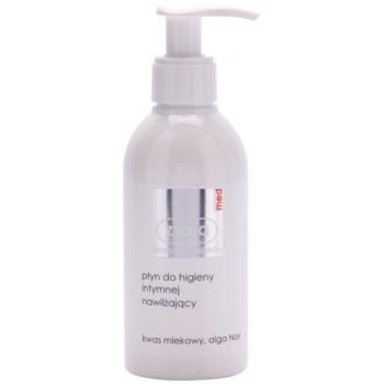 Ziaja Med Intimate Hygiene gel pentru igiena intima cu efect de hidratare