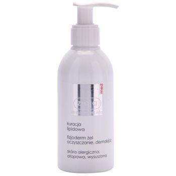 Ziaja Med Lipid Care gel fiziologic de curatare pentru alergie atopica cutanata