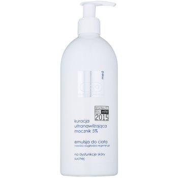 Ziaja Med Ultra-Moisturizing with Urea loțiune pentru hidratarea si netezirea pielii (5% Urea) 400 ml