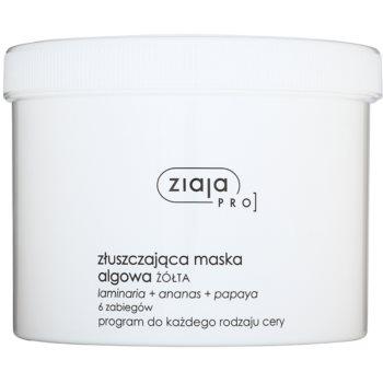 Ziaja Pro Alginate Masks maseczka oczyszczająco - złuszczająca
