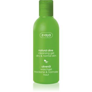 Ziaja Natural Olive gel de curatare cu extras din masline  200 ml