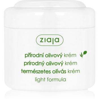 Ziaja Natural Olive crema de zi hidratanta pentru piele normala si uscata  200 ml