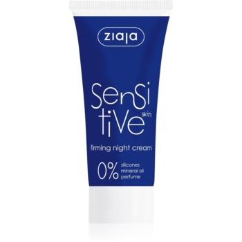 Ziaja Sensitive crema de noapte pentru fermitate pentru piele sensibila   50 ml