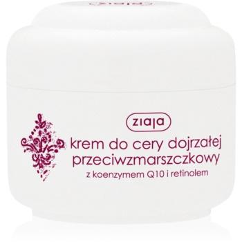 Ziaja Basic Care cremă de zi antirid cu coenzima Q10  50 ml