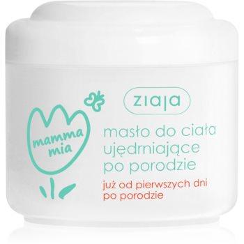 Ziaja Mamma Mia Unt de corp de fermitate pentru femei dupa nastere  200 ml