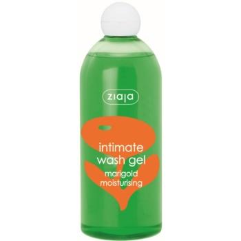Ziaja Intimate Wash Gel Herbal gel calmant pentru igiena intimă
