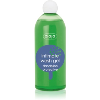 Ziaja Intimate Wash Gel Herbal gel protector pentru igiena intima pampeliška 500 ml