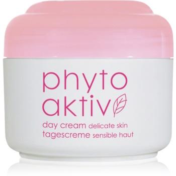 Ziaja Phyto Aktiv crema de zi radianta pentru piele sensibila cu tendinte de inrosire  50 ml