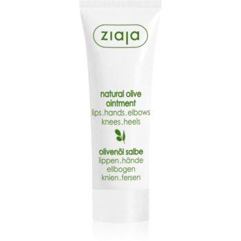 Ziaja Natural Olive unguent de masline pentru piele uscata spre atopica imagine produs