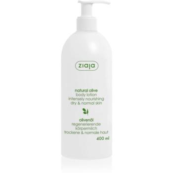 Ziaja Natural Olive lapte de corp cu extras din masline imagine produs