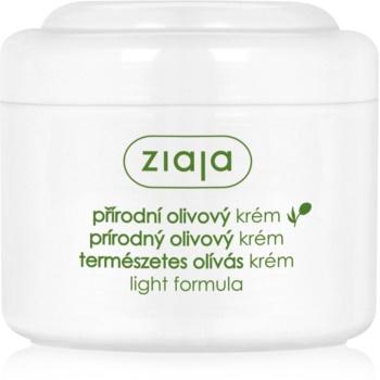 Ziaja Natural Olive crema de zi hidratanta pentru piele normala si uscata  100 ml