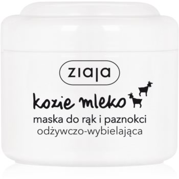 Ziaja Goat's Milk masca pentru maini si unghii imagine produs