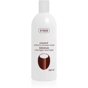 Ziaja Coconut gel cremos pentru dus  500 ml