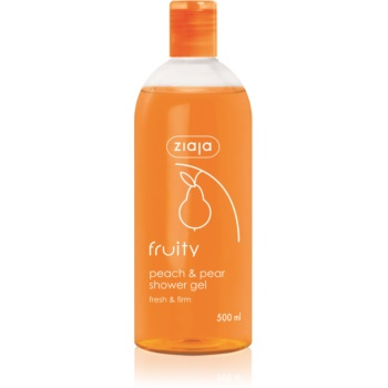 Ziaja Fruity Peach & Pear gel de dus revigorant broskev a hruška 500 ml
