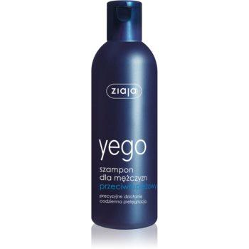 Ziaja Yego sampon anti-matreata pentru barbati  300 ml