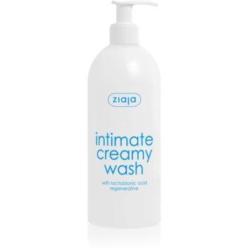 Ziaja Intimate Creamy Wash gel calmant pentru igiena intimã imagine produs