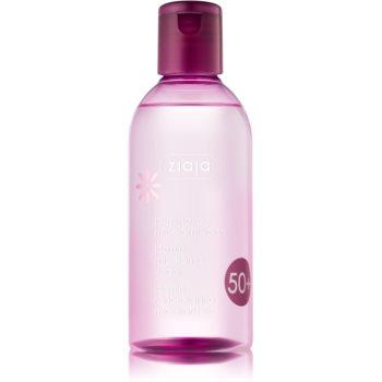 Ziaja Jasmine apa cu particule micele pentru ten matur 50+  200 ml