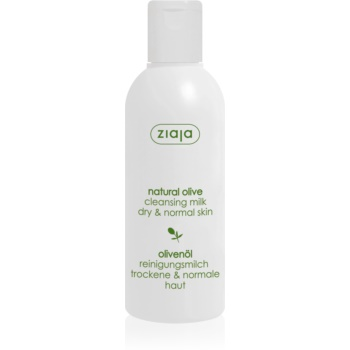 Ziaja Natural Olive lapte demachiant cu extras din masline imagine produs