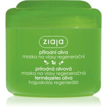 Ziaja Natural Olive masca pentru regenerare par  200 ml