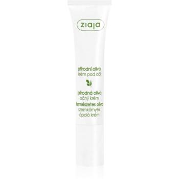 Ziaja Natural Olive crema de ochi cu extras din masline imagine produs