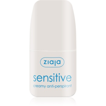 Ziaja Sensitive anti-perspirant crema roll-on  60 ml