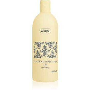 Ziaja Silk sapun cremos pentru dus  500 ml