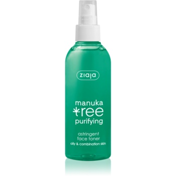 Ziaja Manuka Tree Purifying tonic pentru ten mixt si gras  200 ml