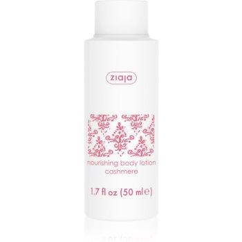 Ziaja Cashmere lotiune de corp hranitoare pentru piele uscata  50 ml
