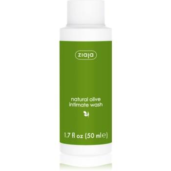 Ziaja Natural Olive gel pentru igiena intima  50 ml