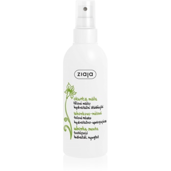 Ziaja Cucumber lotiune de corp Spray  200 ml