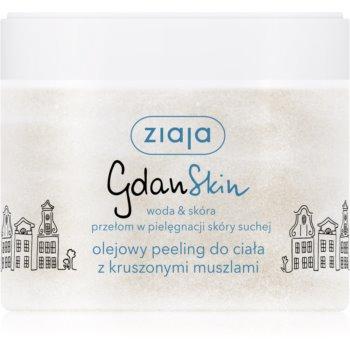 Ziaja Gdan Skin ulei pentru exfoliere pentru corp imagine produs